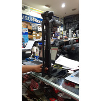 Tripod Excell Promoss Black/Silver - Hitam