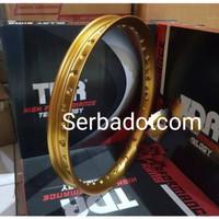 Velg Tdr U Shape 140 Ring 17 Gold Original not tk excel rossi