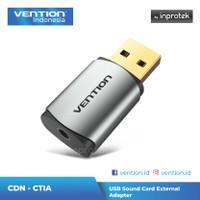 Vention CDN USB Sound Card External