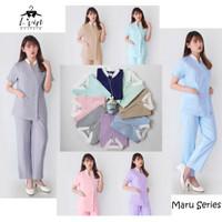 Baju Suster /Seragam Suster / Nanny uniform/ baby sitter Maru Series