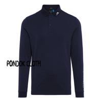 Polo Shirt J Lindeberg Kaos Polo Kerah Lengan Panjang Golf J.Lindeberg