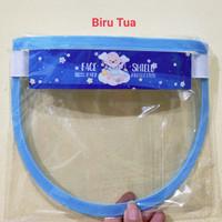 Face Shield Bayi Tanpa Topi (New Born 0-1 tahun)