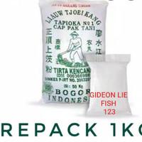 Jual Sagu/Tepung Tapioka Cap Pak Tani Liauw Tjoei Kang 1 KG Grosir