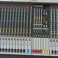 Mixer Allen & Heath GL2400 24 Channel