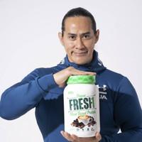 ANS VEGAN FRESH 2 lbs suplemen fitness vegetarian protein powder elite