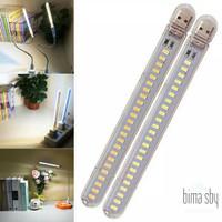 Mini 24 LED USB 5V LED Night light Reading Lamp Desk