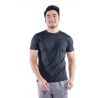 Kaos Olahraga Polos/ Baju Bahan Dry Fit / Baju Olahraga Pria