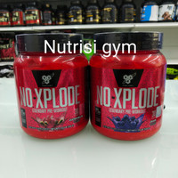 bsn no xplode 30 serving preworkout