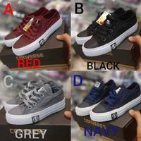 Sepatu Anak Sneakers Converse petir tali grade original, size 21-35