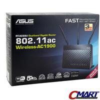 Asus RT-AC68U AC1900 Dual Band Gigabit WiFi Wireless Router AiMesh