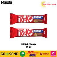 (1 pcs) Nestle Coklat Kitkat Chunky 38 gr
