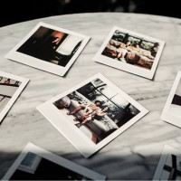 Print Cetak Polaroid Instax Square Fujifilm Asli Original