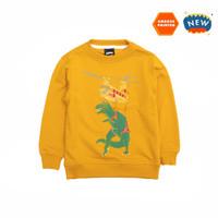 JummaKids Dino Copter Sweater Anak