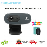 Logitech Webcam C270 GARANSI LOGITECH RESMI BUKAN TOKO