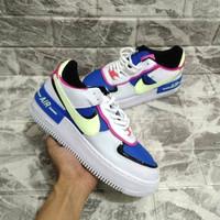 Sepatu Nike Air Force 1 Shadow Sapphire