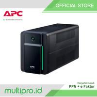 UPS APC Back UPS BX 1600VA 900W BX1600MI-MS