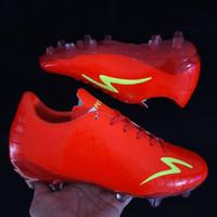 REAL PICT Sepatu sepak bola specs exocet merah grade ori import murah
