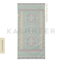 Sajadah Travel Kashmeer Water Repellent - Nizari Pastel