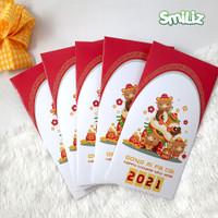 Amplop Angpao Imlek | Sincia |CNY 2021 - Custom Nama Unik & lucu 4