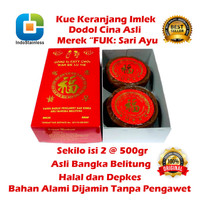 KUE KERANJANG / DODOL CINA PLUS BOX - 2 pcs