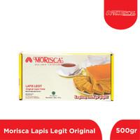 Morisca Lapis Legit Original 500gr