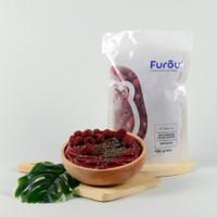 Frozen Raspberry (IQF) | Buah Rasberi Beku | 450 gram