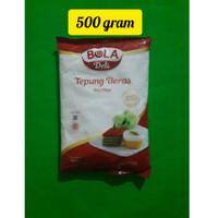 Tepung Beras Cap BOLA Deli 500 gram