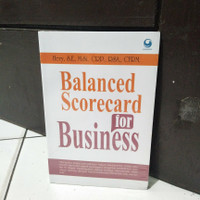 balanced scorecard for Business