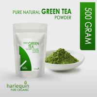 Bubuk Teh Hijau 500 gram Pure Green Tea Powder