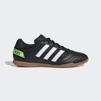 Sepatu Futsal Adidas Super Sala - Black White Green (100% ORIGINAL)