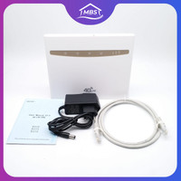 Router 4G LTE CPE B315 Unlock All Operator Free 2 Antena Wifi 300Mbps