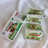 Jamu kesehatan sultan obat herbal kapsul ekstrak manggis mengkudu