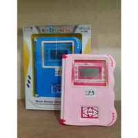 Mainan Edukasi Anak Tablet Belajar / Game E-book dengan 60 Fungsi