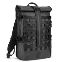 Barrage Cargo Backpack Black Tarp Chrome Industries Tas Ransel Pria