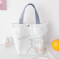 Tas Kanvas Tote Canvas Bag by Come and Buy 1020-59