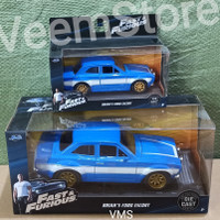 Die Cast 1:32 Bryans Ford Escort [fast and furious]