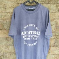 Vintage T-Shirt Hard Rock Cafe Alcatraz Prison