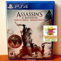 PS4 Assassin's Creed III Remastered - Assassins / Assassin / 3