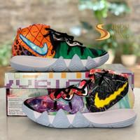 Sepatu Basket Nike Kyrie Irving Kybrid S2 Best Of What The CT1971-900