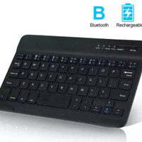 xon keyboard wireless bluetooth keypad recharge PC iPad Apple laptop