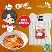 Oppa Tteokbokki tokpokki tokpoki topoki korea rice cake 1kg