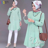 Baju Tunik Muslim Supernova XXL Atasan Baju gamis wanita LD 110 cm