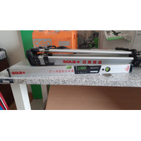 Waterpas Digital - ELWXM 80 / 80 cm Magnetic