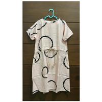 Daster Anak Katun Rayon Ammigoz Kids Dress Anak - Motif 3, 10y