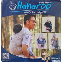 Hanaroo Motif Baby Wrap HNR-BWMT