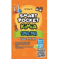 SMART POCKET KIMIA SMA/MA KELAS X,XI,XII