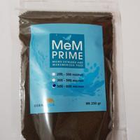 PELET / PELLET MEM 500 - 800 MIKRON 250 GRAM / PAKAN IKAN 5/8