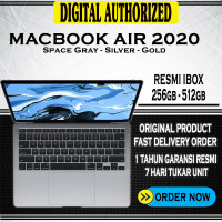 Macbook Air 2020 13 Inch 1.1GHz DualCore i5 512 SSD Touch ID MVH22