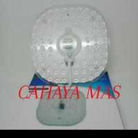 LAMPU LED TL RING 36 WATT CEILING LAMP 36W ISI LAMPU BARET 36WATT 36 W
