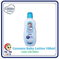 Cussons Baby Lotion 100 ml/ Body Lotion Balita & Anak Anak